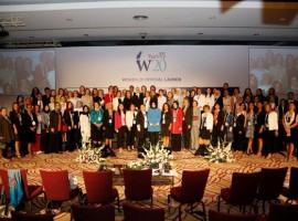 G-20 cria grupo de líderes mulheres para promover igualdade de gênero