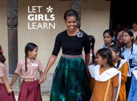 Governo dos EUA investe em programa de incentivo à educação para meninas