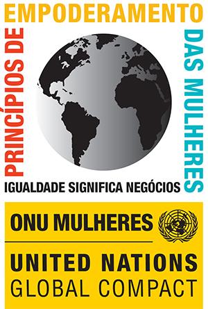 Logotipo ONU Mulheres