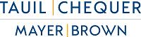 Logo com o texto Tauil | Chequer | Mayer | Brown