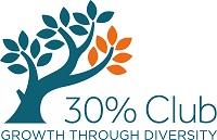 Logo do 30% Club