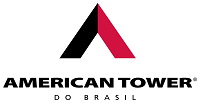 Logo da American Tower do Brasil